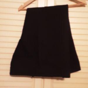 Black Dress Slacks, size 16